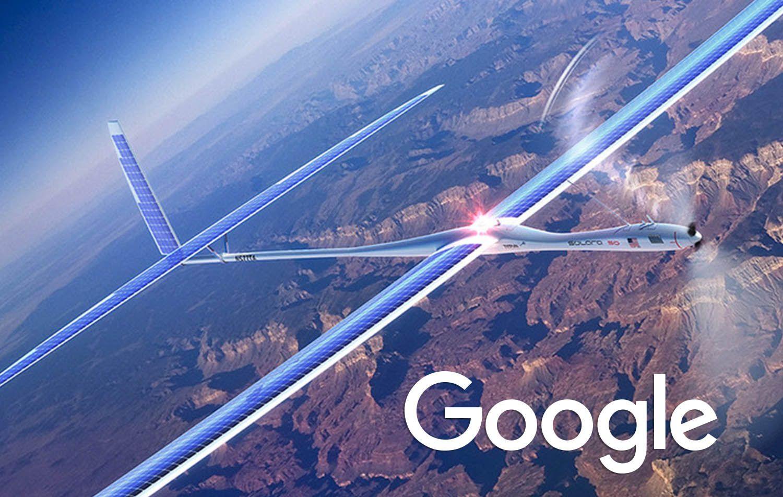 Google quiere llevar internet 5G a todos los lugares del mundo; su apuesta: drones solares.