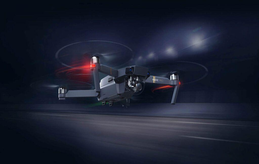 Mavic Pro, el nuevo dron plegable de DJI.