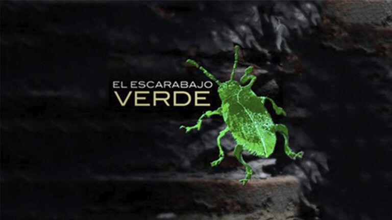 Filmación Aérea para El Escarabajo Verde de RTVE